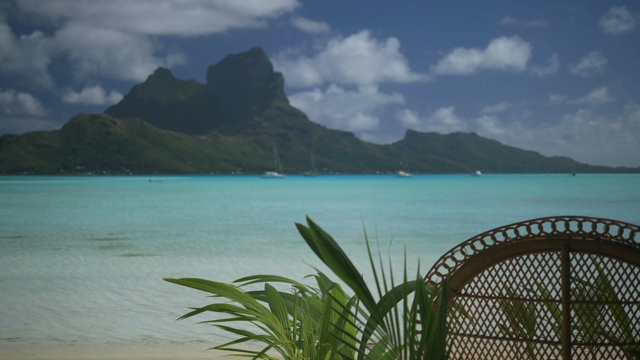 Tahiti Stock Footage: Bora Bora Collection