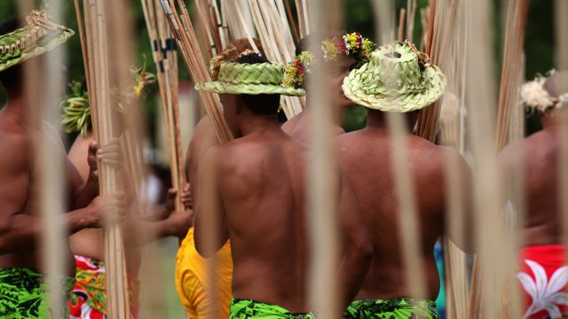 Tahiti Stock Footage: Traditions