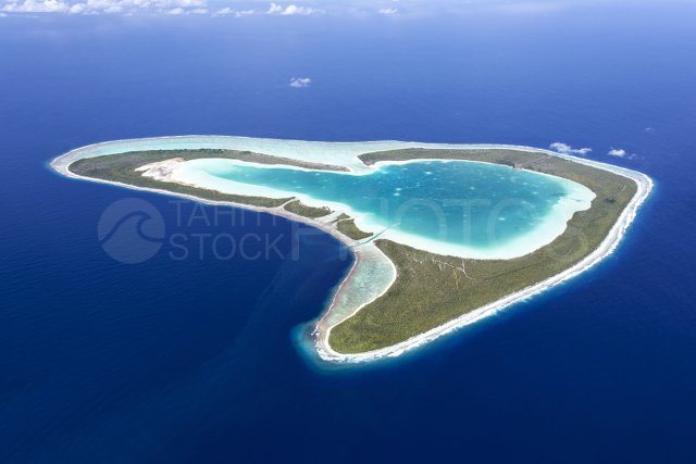 Tahiti Stock Photos: Aerial